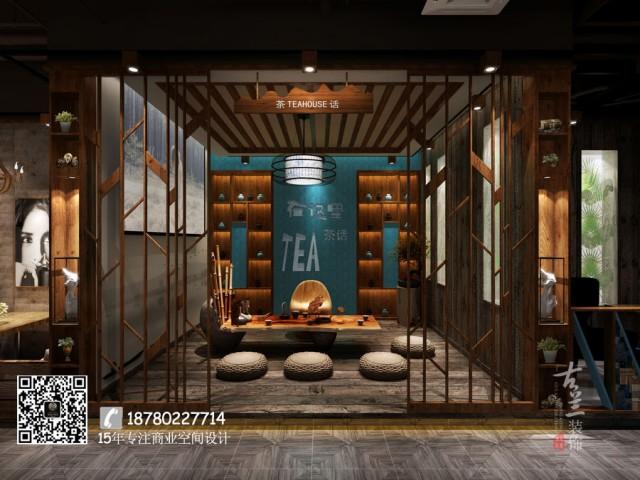光滑水泥长梯带着客人来到二楼,各式各样的装饰轮廓为餐厅带来强烈而有机的观感。
