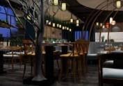 兰州餐厅设计装修公司|海魔方海鲜餐