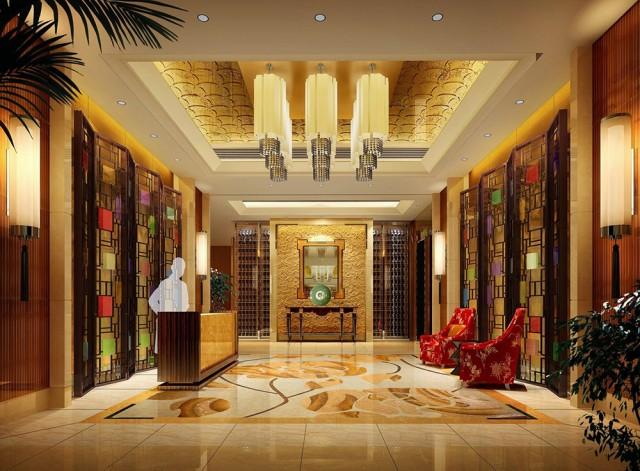 项目名称:九洲国际酒店 项目地址:河南洛阳