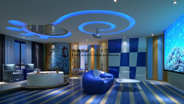汉中专业酒店设计公司|爱情海主题酒店
