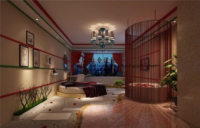 贵阳精品酒店设计公司 绿狐主题酒店