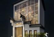 资阳安岳酒店设计装修公司-伯威天美