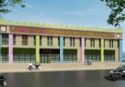 郑州幼儿园设计-鑫瑞幼儿园设计装修