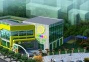 郑州幼儿园设计-爱米尔幼儿园设计装