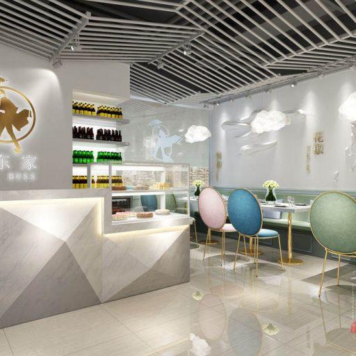 西宁餐厅设计公司的形象照