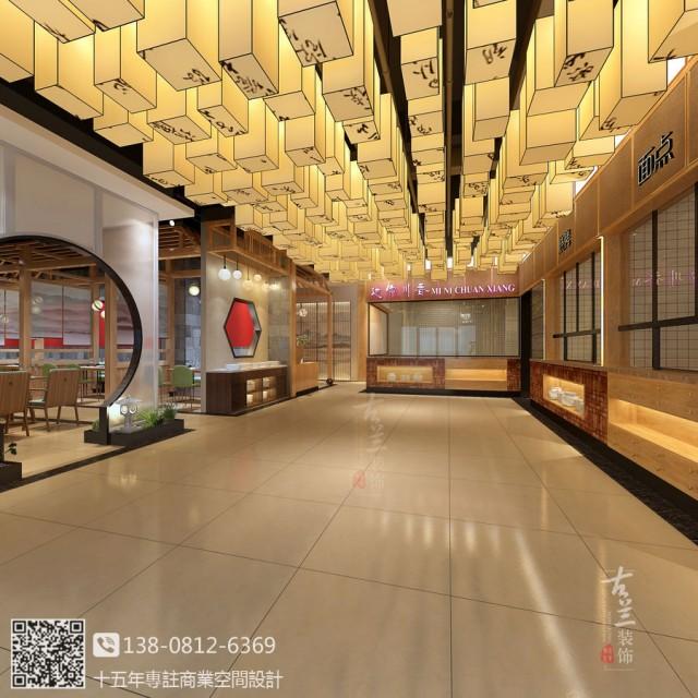 泉州中餐厅设计,泉州中餐厅装修公司,福建中餐厅设计公司