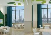 郑州幼儿园设计-1000平方幼儿园设计