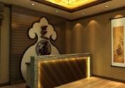 郑州足疗店设计--800平方足疗店设计