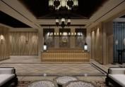 郑州足疗店设计-920平方东南亚风格足