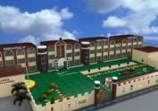 郑州幼儿园设计-2600平方幼儿园设计