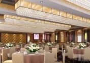 成都酒楼宴会厅设计装修公司-双流鼎