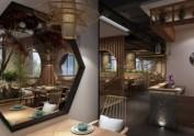 西宁餐厅设计 | 蓉城小馆餐厅设计案