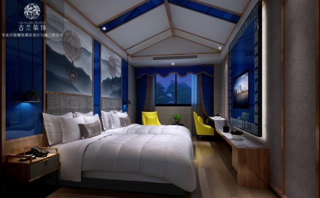 贵阳民俗酒店设计,贵阳民俗酒店设计公司