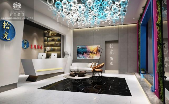 项目名称:营山美庐主题酒店; 项目地址:四川省南充市营山县三星路北段142;