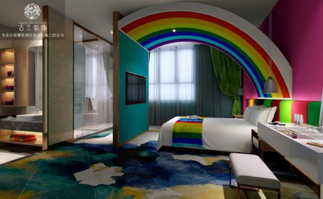 济南主题酒店设计,济南主题酒店设计公司