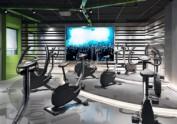 成都专业健身房装修设计公司|VLI健身