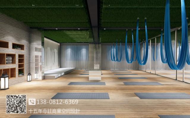 成都专业健身房装修设计公司|VLI健身房