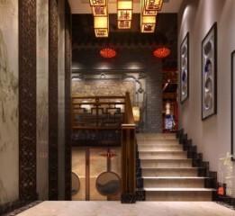 【重庆餐厅设计公司】川行记,不用去