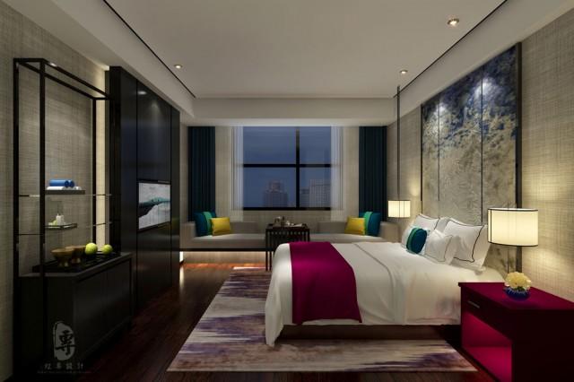 郑州精品酒店设计公司|漫纯国际酒店