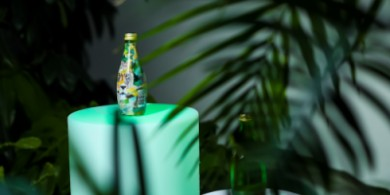 Perrier「灵感·涌现 Inspiration·Bursting」互动装置亮相2018