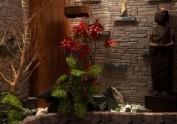 成都茶艺馆设计-家具茶艺展厅茶楼案