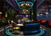 兰州餐厅设计 | 鱼乐主题餐厅设计案