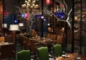 商务休闲咖啡厅设计|成都咖啡厅设计
