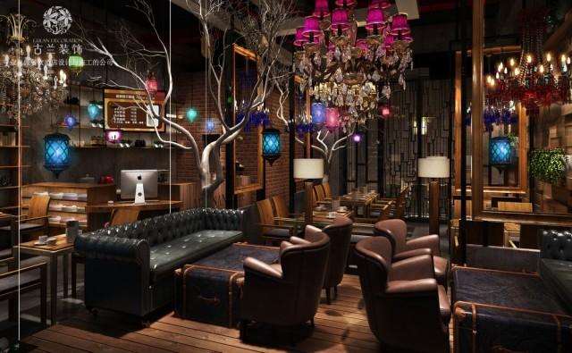 项目名称:成都晓咖啡厅  项目地址:四川省成都市柳台大道1073