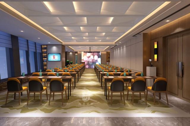 贵州精品酒店设计公司 博丽雅布国际酒店
