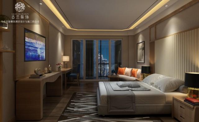 成都商务酒店设计公司