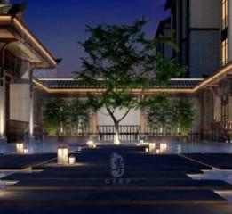 度假酒店设计遵循自然美