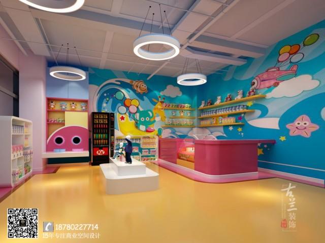 苏州早教中心装修公司|成都欢乐玛奇朵儿童乐园|专业早教中心设计案例
