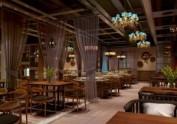 成都中餐厅装修|成都中餐厅设计-一品