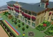 郑州幼儿园设计-1600平方幼儿园设计