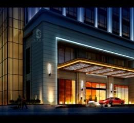 郑州专业酒店设计公司 百和·铂雅城