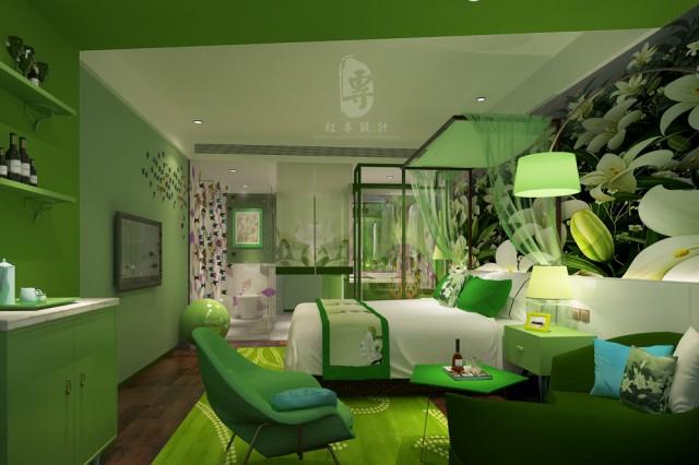 空间运用色彩的方式有很多,什么样的色彩才能体现出酒店的主题,这才是最重要的,特别是半天和夜晚的视觉效果更得注意,很多时候大胆用色恰好解决了这一问题,在酒店设计当中起到的是点睛之笔,同时大胆用色也能够很好的构成视觉传播点。