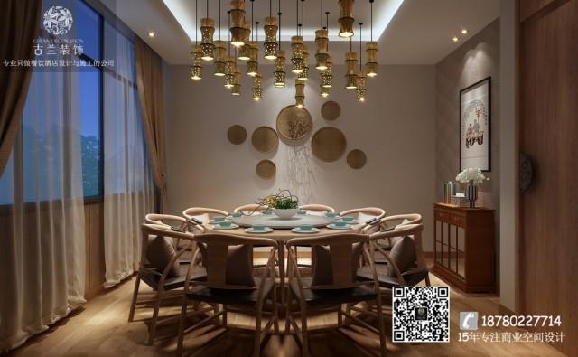 茶楼设计相对  简单,主要考虑周边居民的休闲娱乐的功能,茶楼设计主要以机麻包间为主。