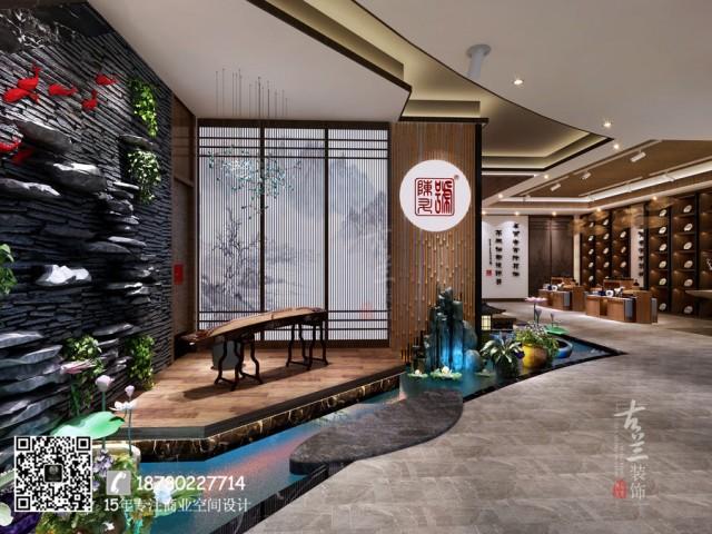 """陈升号位于青岛,茶楼取名叫""""陈升号""""也符合青岛这座海港城市,寓意扬帆出海一样!它的门面由巨大的透明玻璃组成,不管是外面的行人还是里面的客人面对这样的玻璃,都有不一样的视角!"""