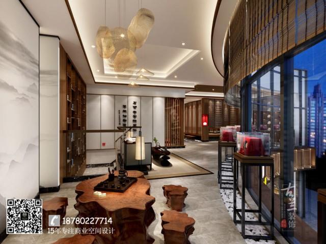 杭州餐厅设计公司 陈升号设计 专业餐厅装修案例