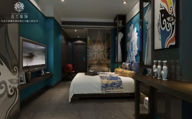 达州酒店设计 达州酒店装饰公司