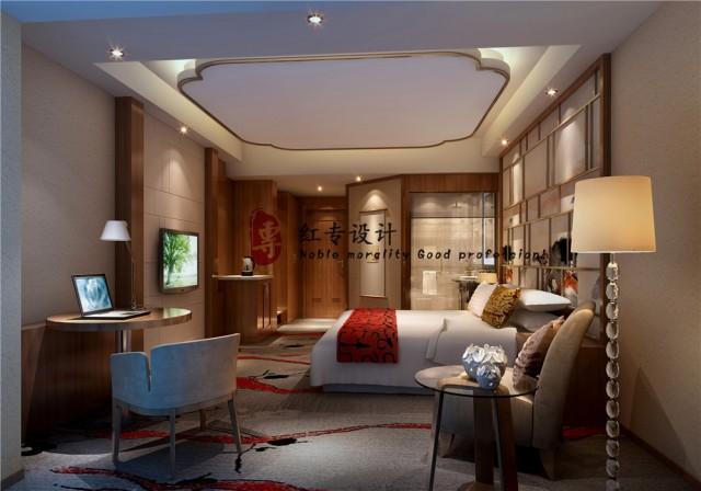 红专设计师不会允许自己的酒店一开业就出于落后的阶段,所以前瞻性也是酒店里面很重要的一个。