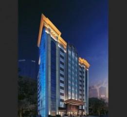 上海精品酒店设计公司 蓝山一品酒店