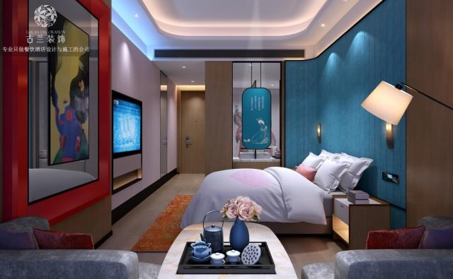 西安主题酒店设计公司