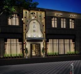 贵阳餐厅设计-一品汤盛汤锅店设计项