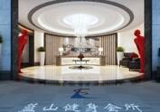 郑州健身房装修-郑州健身房设计公司