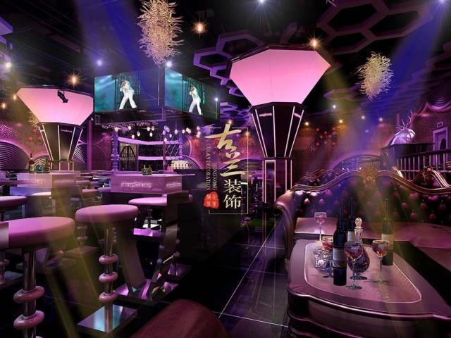 尚尚慢摇吧-乐山专业酒吧设计装修公司