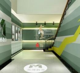 泸州早教中心设计公司-成都美博教育