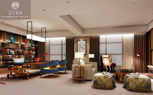 南宁酒店设计,南宁酒店室内设计公司
