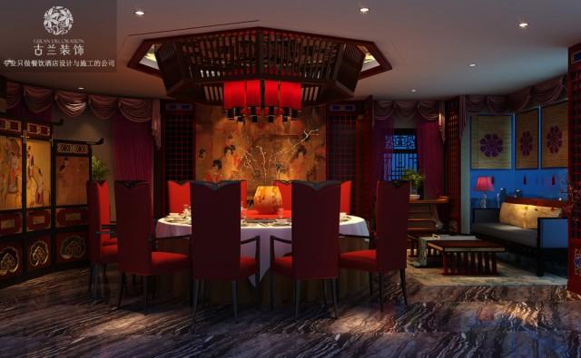 餐厅酒楼装修