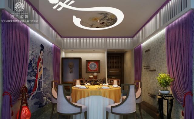 餐厅酒楼装修设计